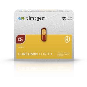 Almagea® Curcumin Forte+caps A'30 1
