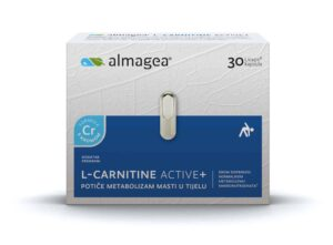 Almagea® L Carnitine Act.+ Caps A'30 1