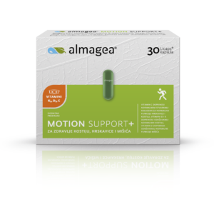 Almagea® Motion Support+ Caps A'30 1