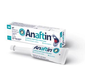 Anaftin Oralni Gel Za Afte, 12%, 8 Ml