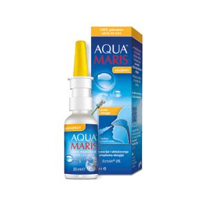 Aqua Maris 4allergy Sprej Za Nos 20ml Kod Altergijskog Rinitisa