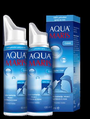 Aqua Maris Clean Sprej Za Nos 50ml Ili 125ml 1.png