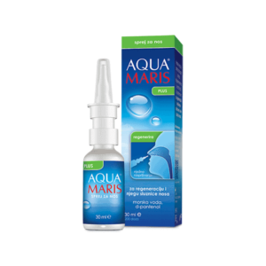 Aqua Maris Plus Sprej Za Nos 30ml Za Regeneraciju Sluznice Nosa
