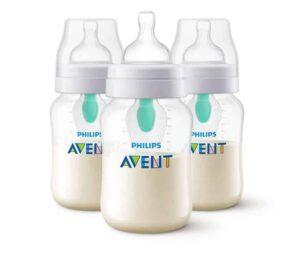 Avent Bočica Anti Colic Pomaže Bebi U Gutanje Manje Količine Zraka Dok Pije 2