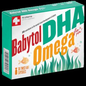 Babytol Dha Omega 30 Kapusla.png