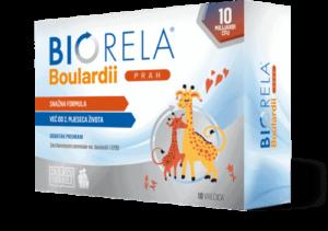 Biorela Acute Boulardii 10 Vrećica Za Pomoć Kod Proljeva
