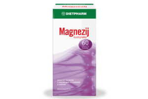 Dietpharm Magnezij Kompleks 60 Tablete Za Žvakanje Za Ublažavanje Stresa I Napetosti.png