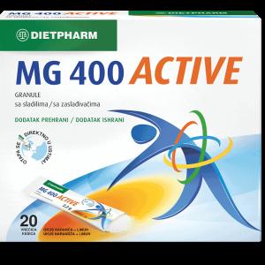Dietpharm Magnezij Mg 400 Active 20 Vrećica S Vitaminom B.png
