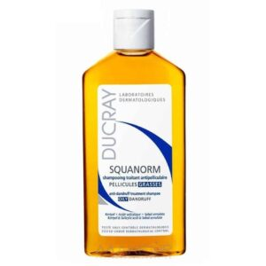 Ducray Squanorm Šampon Protiv Masne Prhuti 200ml .jpg