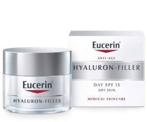 Eucerin Hyaluron Filler Dnevna Krema Za Normalnu I Mješovitu Kožu Spf 15