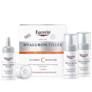 Eucerin Hyaluron Filler Vitamin C Booster 3x8ml.jpg