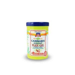 Herbal Therapy Masažni Flex Gel Od Konoplje Warming 380 Ml.jpg