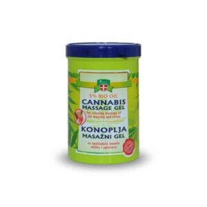 Herbal Therapy Masažni Gel Od Konoplje 380 Ml.jpg