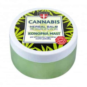 Herbal Therapy, Mast S Uljem Konoplje, Herbal Balm, 100 Ml