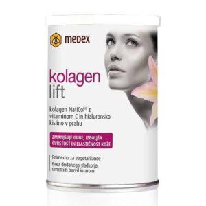 Medex Kolagen Lift Prah 120g Smanjuje Bore I Povećava Elastičnost Kože.jpg