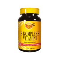 Natural Wealth B Kompleks Vitamini 100 Tableta