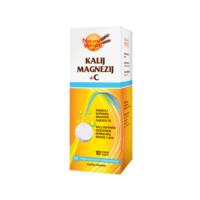 Natural Wealth Kalij Magnezij + C 10 Šumećih Tableta