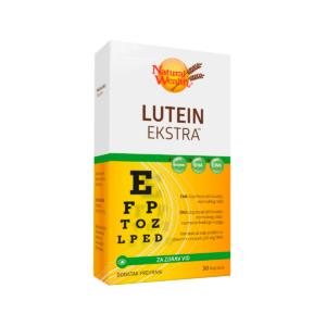 Natural Wealth Lutein Ekstra 30 Kapsula Za Zaštitu Vida Od Štetnog Plavog Svjetla