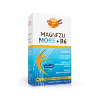Natural Wealth Magnezij More + B6 20 Kapsula Za Rad Srca, Kontrakcije Mišića I Živčani Sustav