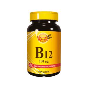 Natural Wealth Vitamin B12 50 Tableta