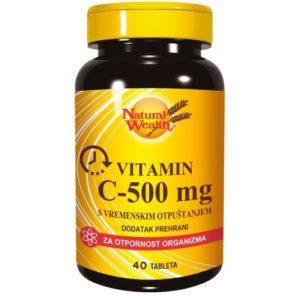 Natural Wealth Vitamin C 500 Mg Tablete S Vremenskim Otpuštanjem.jpg