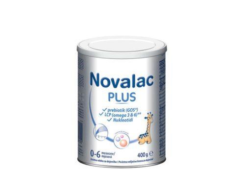 Novalac Plus Početna Mliječna Hrana Za Dohranu 400g.jpg