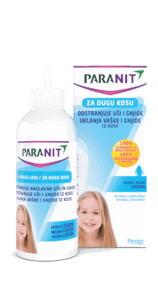 Paranit Losion Za Dugu Kosu 150ml + Češalj