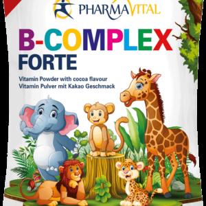 Pharmavital B Complex Forte Vitaminski Prah 70g.png