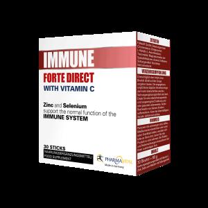 Pharmavital Immune Forte Direkt 30 Vrećica Za Normalnu Funkciju Imunološkog Sustava