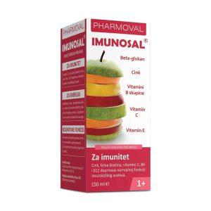 Pharmoval Imunosal 150ml Za Normalnu Funkciju Imuniteta