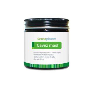 Sensapharm Gavez Mast 50 Ml Za Bolove Mišića I Zglobova