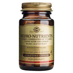 Solgar Neuro Nutrients 30 Kapsula