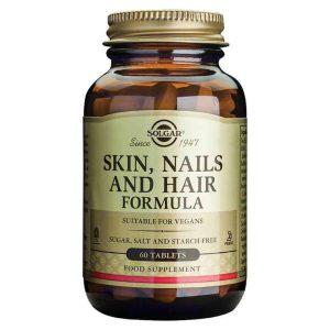 Solgar Skin Nails And Hair 60 Tableta