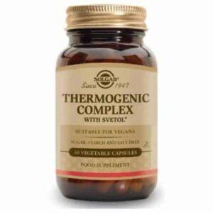 Solgar Thermogenic Complex Kapsule 60 Kapsula Za Regulaciju Metabolizma I Mršavljenje 2.jpg
