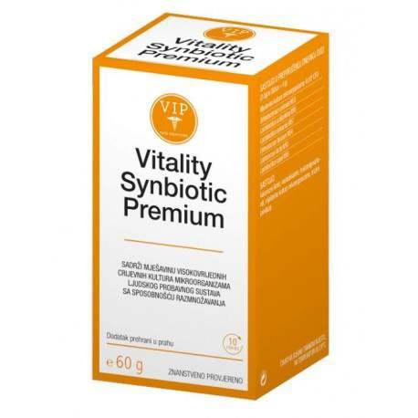 Vip Vitality Synbiotic Premium 60g Ili 300g Potiče Razmnožavanje Bifido I Laktobacile 2