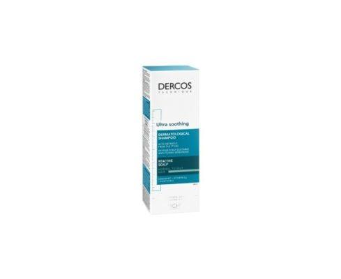 Vichy Dercos Šampon Sensitive Za Osjetljivo Vlasište Normalna I Masna Kosa 200ml 2.jpg