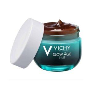 Vichy Slow Age Noćna Krema I Maska Koja Kožu Obogaćuje Kisikom 50ml.jpg