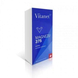 Vitanet Magnezij 375 60 Tableta Kod Psihičkih Napora Grčeva U Mišićima Žgaravice I Usporene Probave.jpg