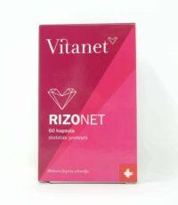 Vitanet Rizonet 60 Kapsula