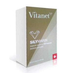Vitanet Silymarin 60 Kapsula