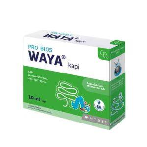 Waya, Kapi, 10ml, Probiotičke Kulture Za Dojenčad I Djecu 2 Godine I Stariji