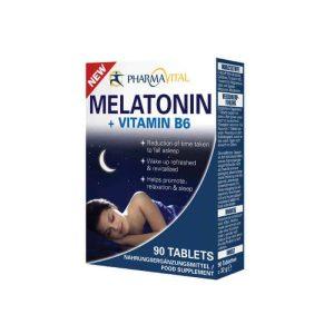 Pharmavital Melatonin Vitamin B6 Tbl A 90.jpg