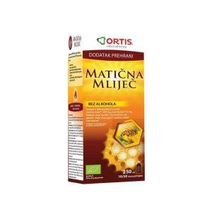 Encian Ortis Matična Mliječ Bio Forte 250 Ml