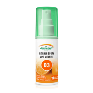 Jamieson Vitamin D3 Sprej 1000 Ie, 58ml, 125 Doza