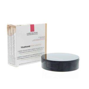 La Roche Posay Toleriane Teint Mineral Kompaktni Korektivni Puder 9,5 G