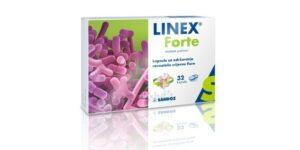 Linex Forte Prirodan Put Do Zdrave Crijevne Mikrobiote 16 Ili 32 Kapsule