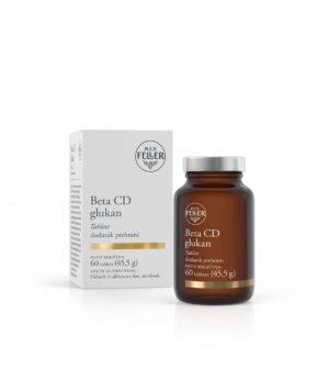 M.e.v. Feller Beta Cd Glukan Za Jačanje Imuniteta 60 Tableta