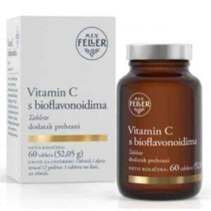 M.e.v. Feller Vitamin C S Bioflavonoidima 60 Tableta