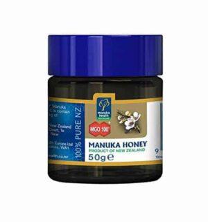 Manuka Med Mgo 100+, 50g, 250g Ili 500g Kod Lakših I Težih Infekcija, Za Imunitet 100+ 50g