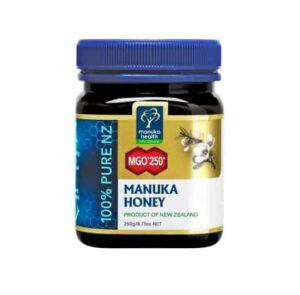Manuka Med Mgo 250+, 250g Ili 500g Kod Lakših I Težih Infekcija, Za Imunitet 250+ 250g